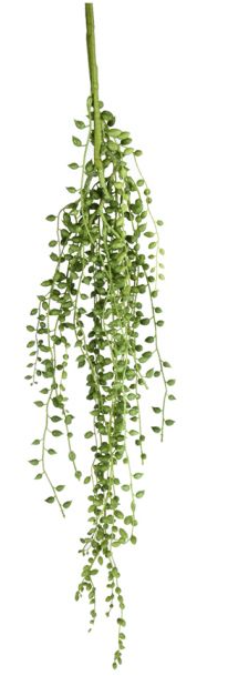 Artificial String of Pearls Plant.