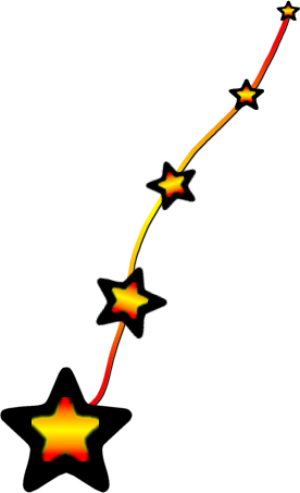 Download HD Stars Clipart String.