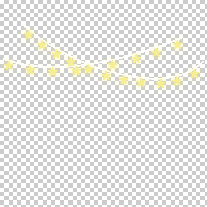 Line Point Angle White Pattern, Star lights, star string.