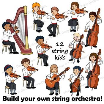 String Instruments.