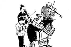 String quartet clipart 1 » Clipart Station.