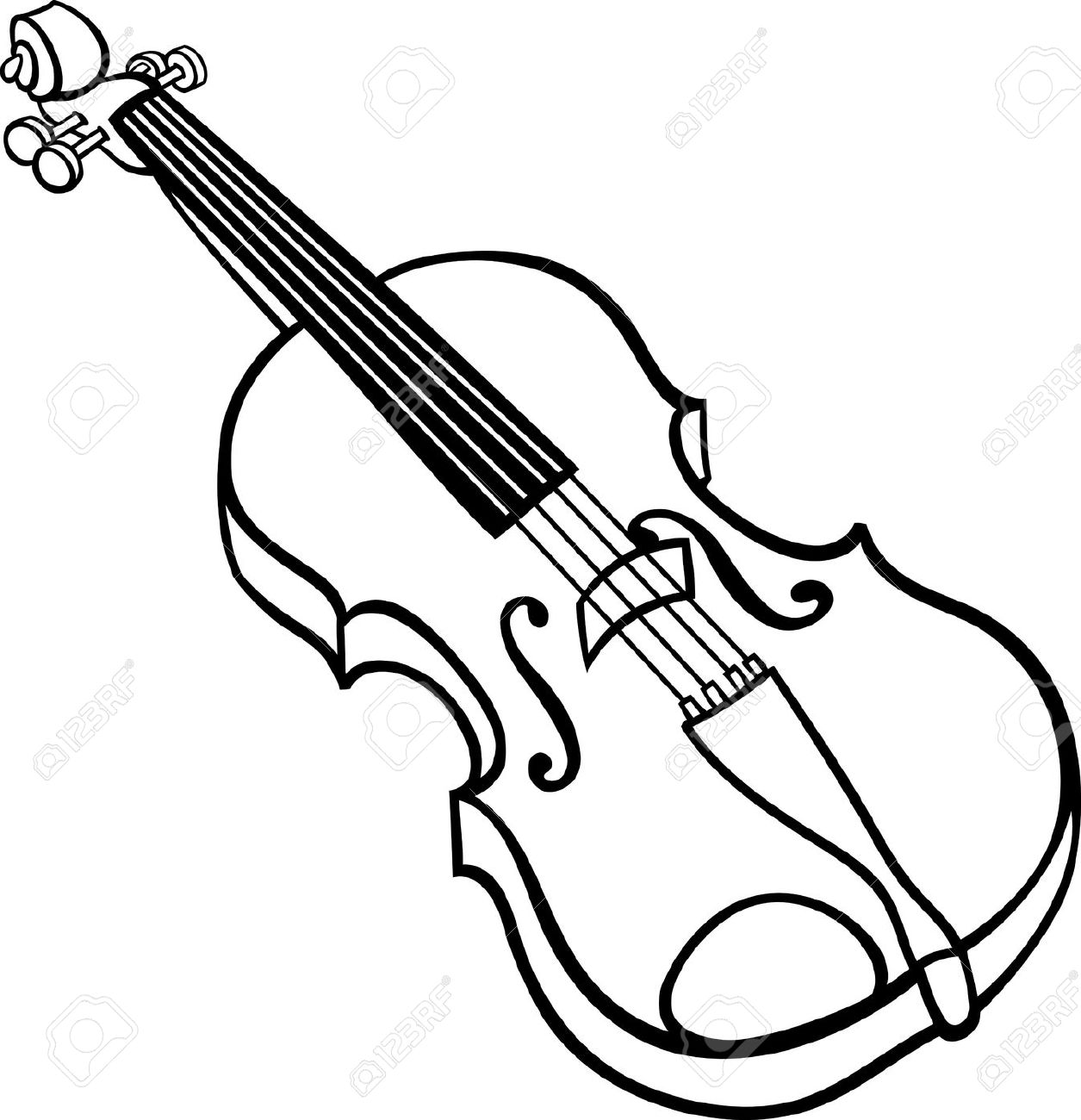 3,490 Stringed Instrument Stock Illustrations, Cliparts And.