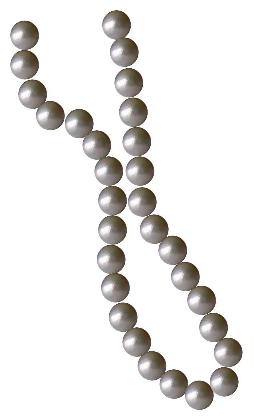 Clipart string of pearls.