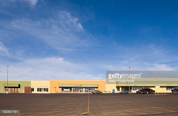 Strip Mall Stock Photos and Pictures.