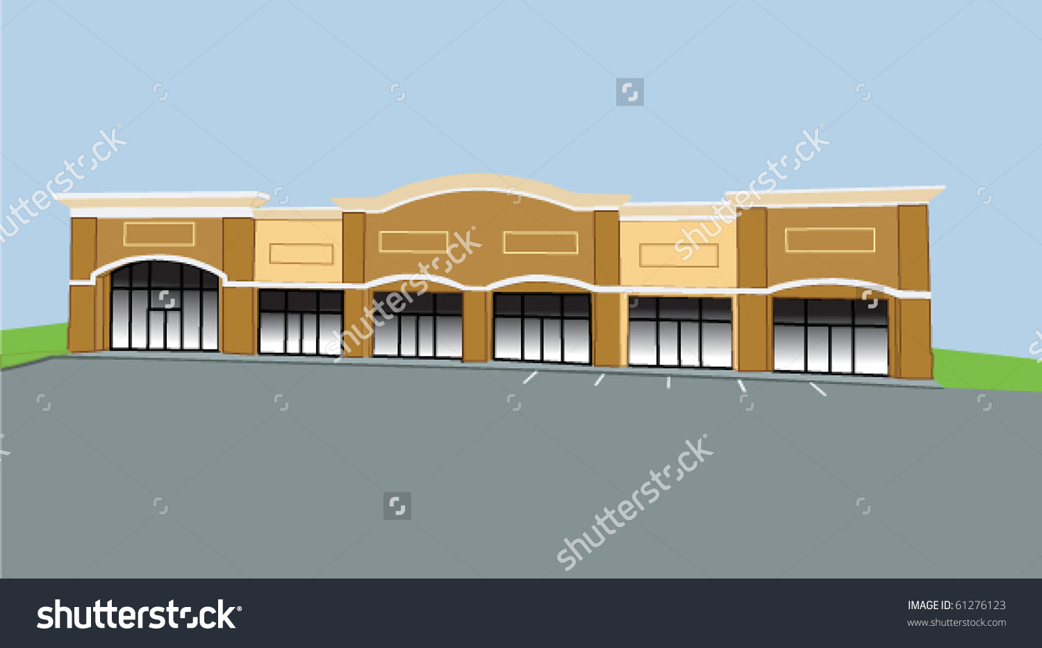 Showing post & media for Strip mall cartoon.