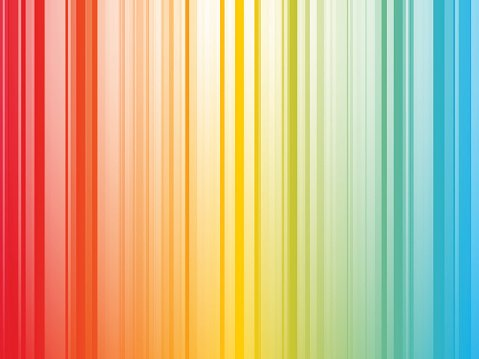 color striped background Clipart Image.