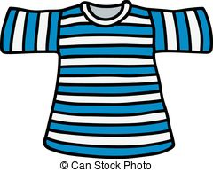 Striped clipart.