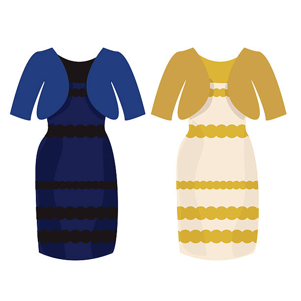 Striped Dress Clip Art, Vector Images & Illustrations.