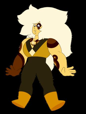Bumblebee Jasper.