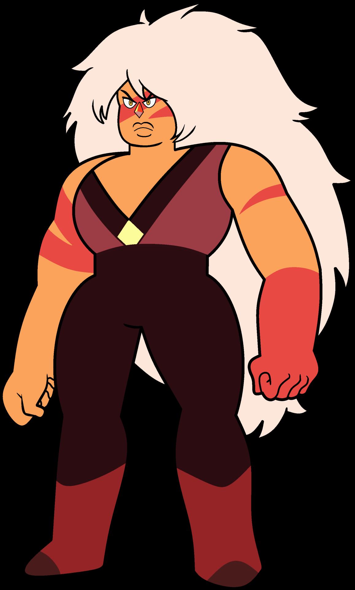 Steven Universe Stuff — Jasper Fusion Theory.