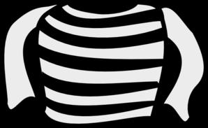 Long Sleeve Striped Shirt Clip Art at Clker.com.
