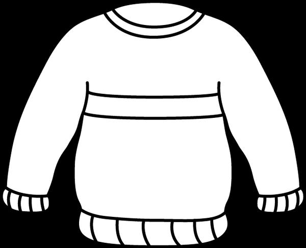 Sweater Clip Art.