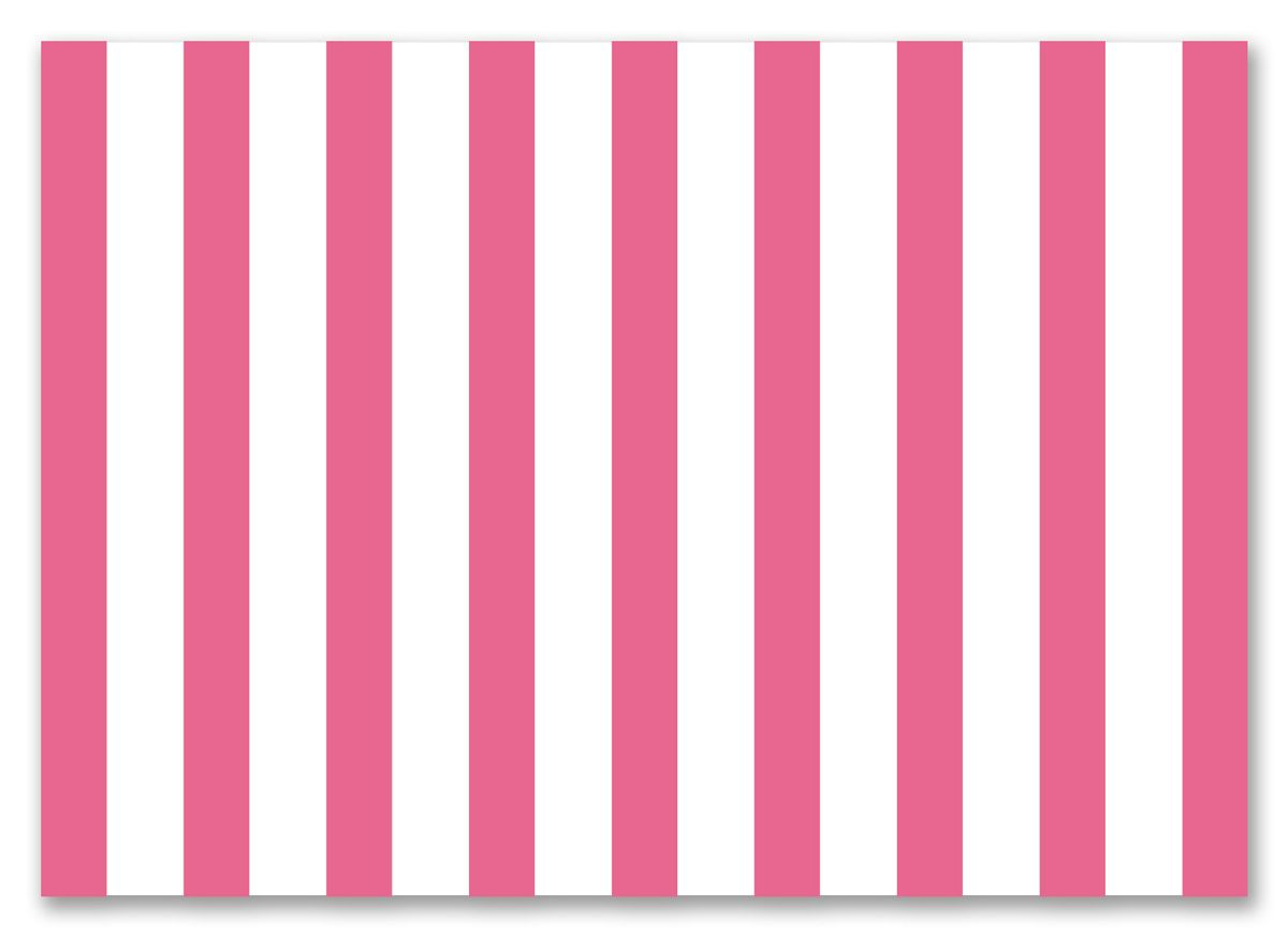 Pink And White Candy Stripe Clipart.