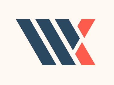 Broken Stripes Logo by Westley Knight on Dribbble.