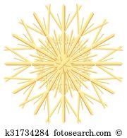 Strohstern Clipart Illustrations. 2 strohstern clip art vector EPS.