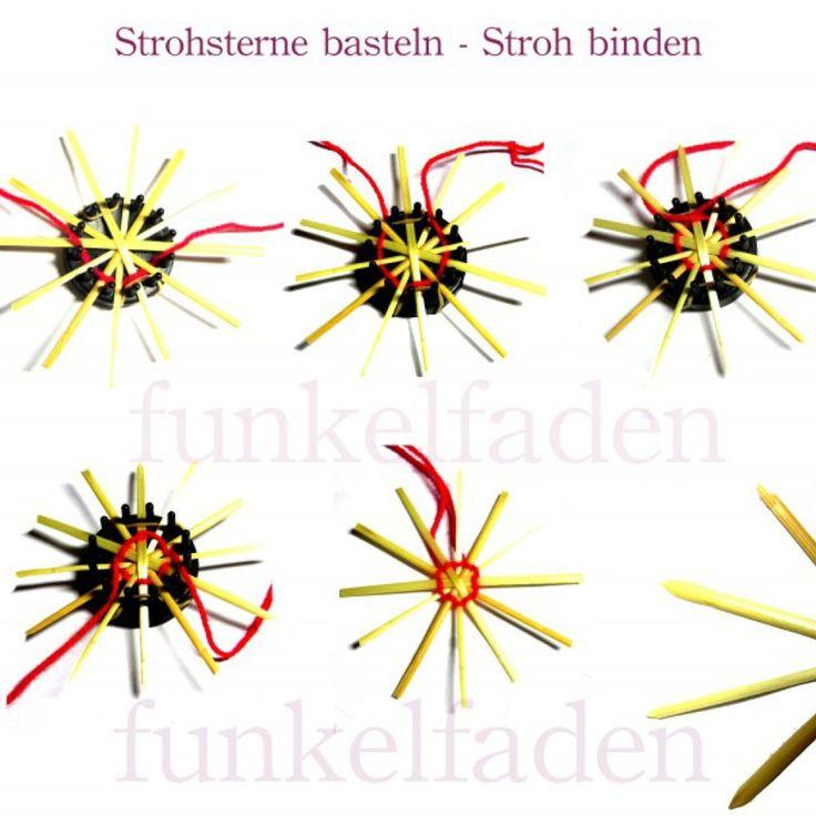 1000+ ideas about Strohsterne Basteln on Pinterest.