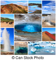 Strokkur Clip Art and Stock Illustrations. 4 Strokkur EPS.