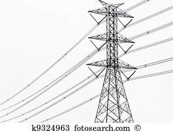 Strommast Stock Photo Bilder 18.574 strommast Lizenzfreie Bilder.