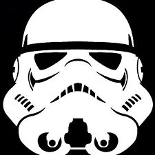 Stormtrooper Decal.