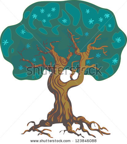 Strong Tree Roots Stock Photos, Royalty.