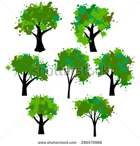 Vector Clip Art Ecologicaly Green Strong Stock Vector 18458377.