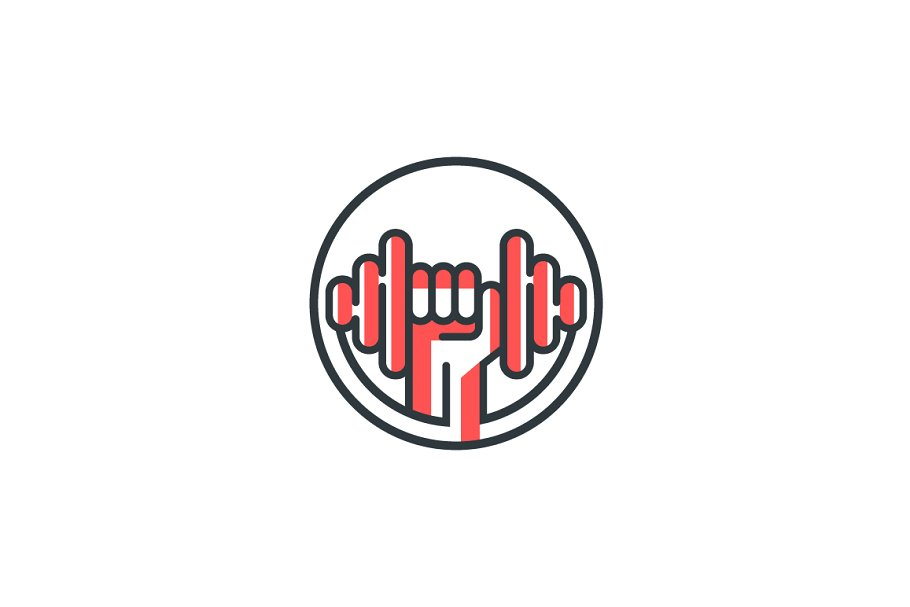 Fitness Logo.