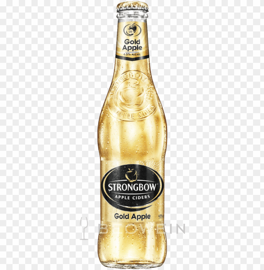 strongbow gold apple cider 0,33 l.
