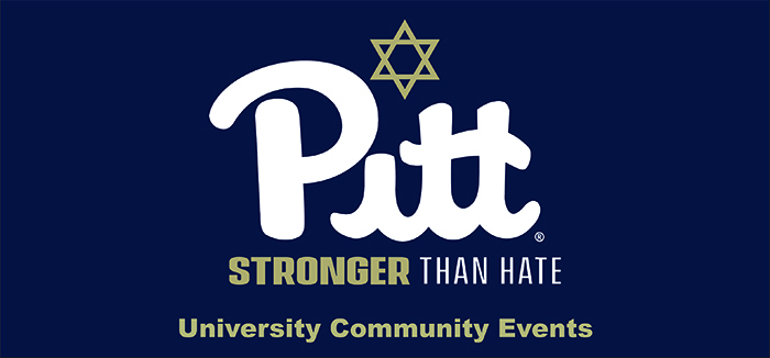 Stronger Than Hate: Community Events.