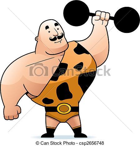 Strongman Clip Art and Stock Illustrations. 976 Strongman EPS.
