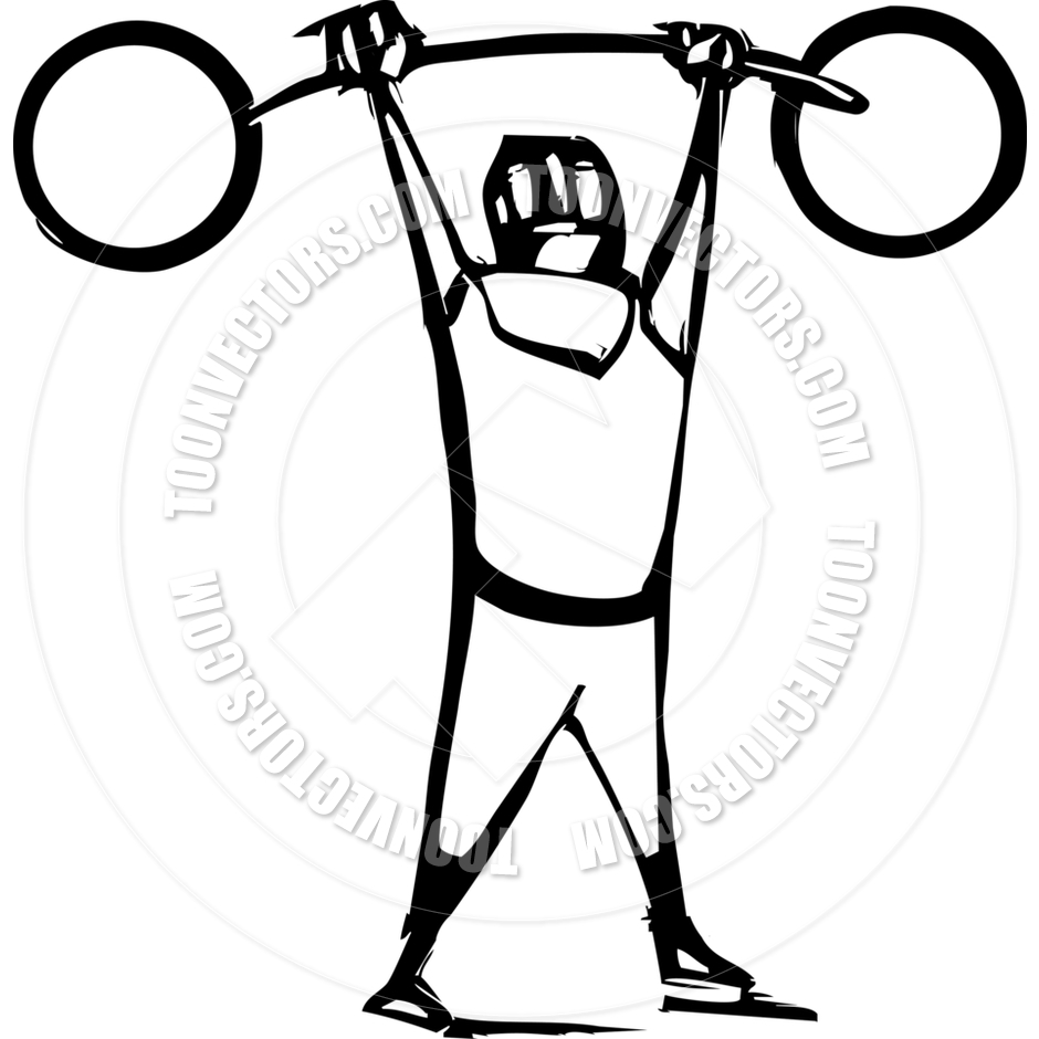 Showing post & media for Cartoon strong man clip art.