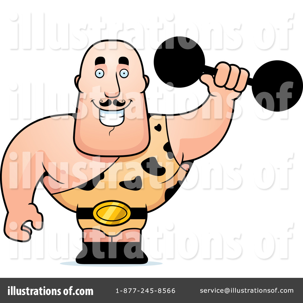 Strongman Clipart #438505.