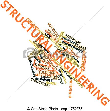 Structural engineering clipart.
