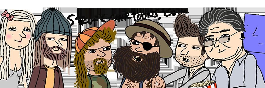 StrunkCartoons.com.