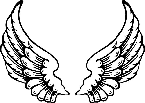 1000+ ideas about Angel Wing Tattoos on Pinterest.