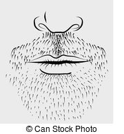 Stubble Illustrations and Clipart. 271 Stubble royalty free.