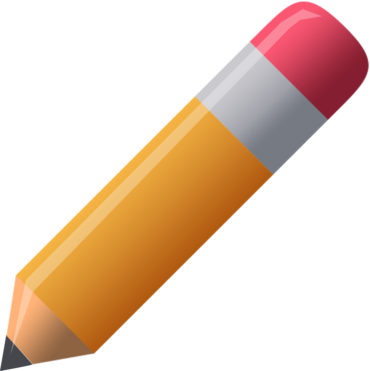 Free Stubby Pencil Clip Art.