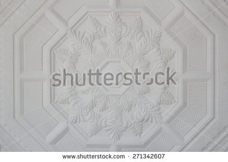 Stucco Ceiling Stock Photos, Images, & Pictures.