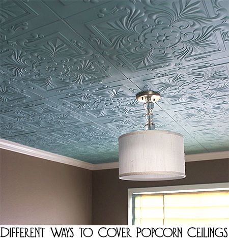 1000+ ideas about Remove Popcorn Ceiling on Pinterest.
