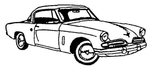 Gallery For > Studebaker Clipart.