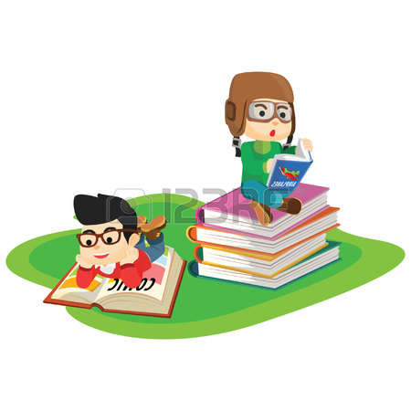 33,606 Student Reading Stock Illustrations, Cliparts And Royalty.