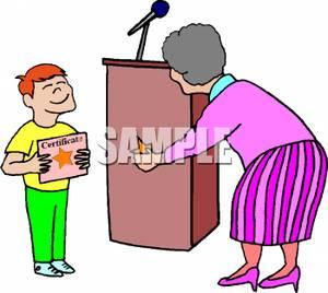 Showing post & media for Teacher presenting cartoon.