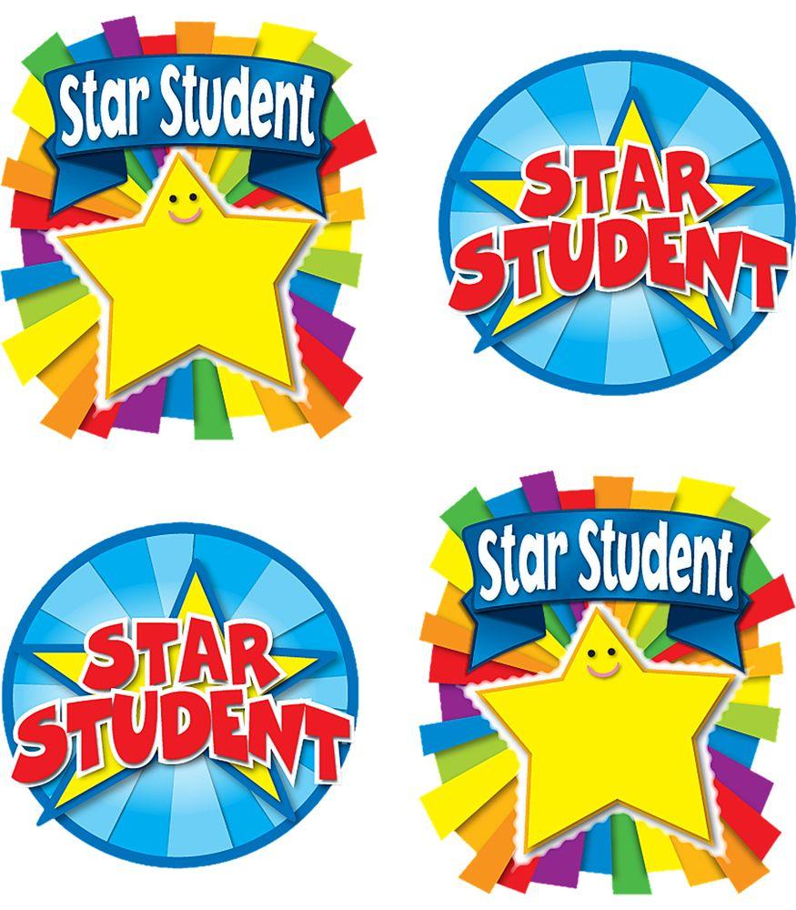 Star clipart student award #14.
