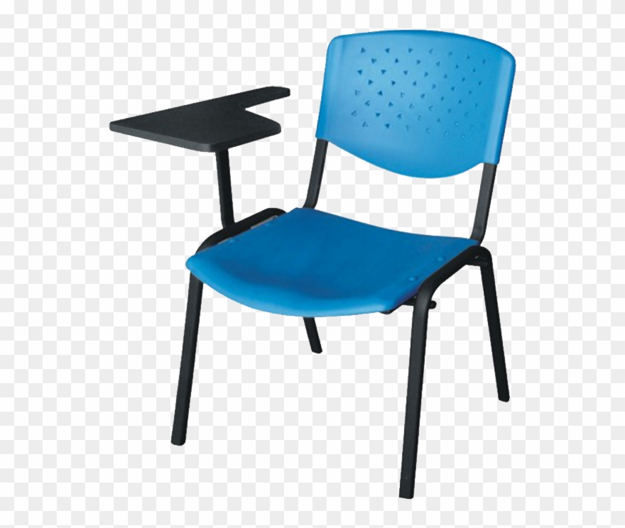 Student Chair With Table Clipart (#1671479).