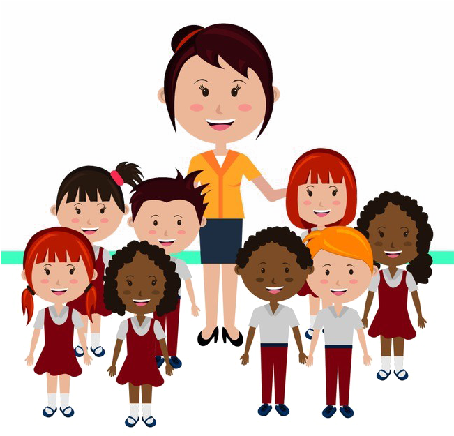 Children Student Png Transparent Image.