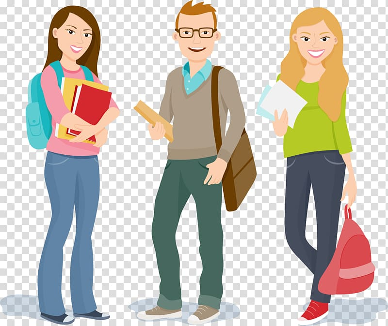 Test College Student Course Higher education, student.