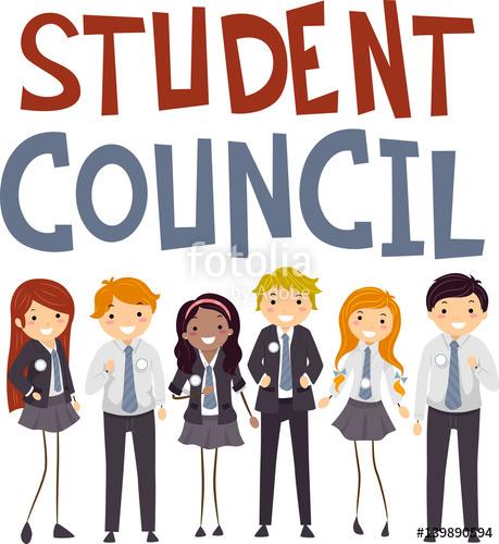 Student Council Stickman Teen Uniform\