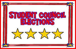 Student Council Election Clipart.