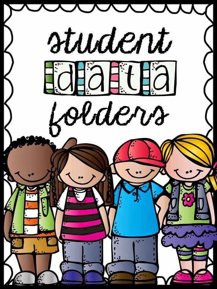 Student Data Folders.
