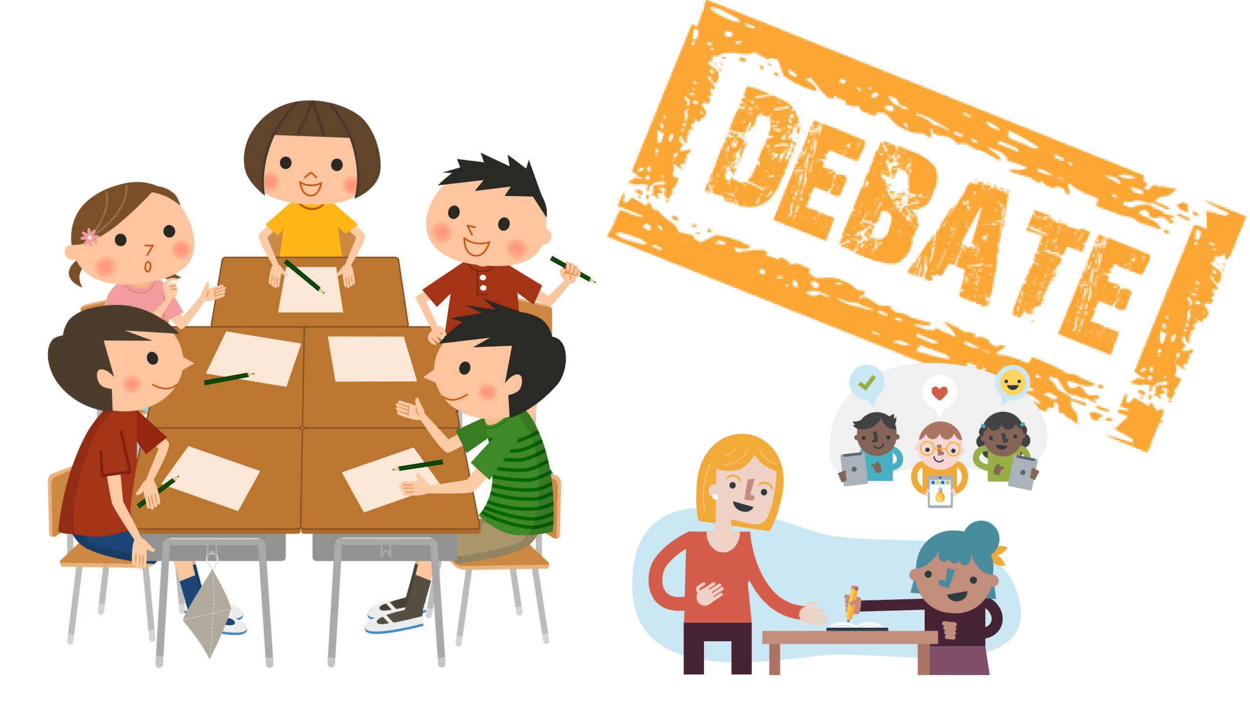 How To Foster Healthy Classroom Debates #424205.