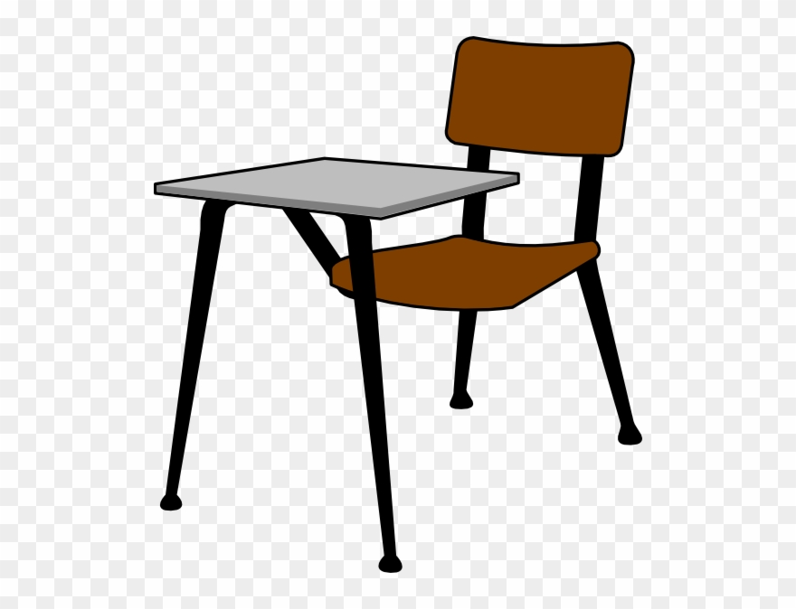 Table Clipart Student Desk.